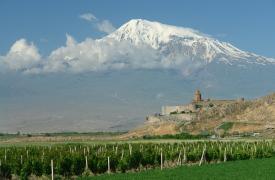 Armenien-Kloster-Khor-Virap