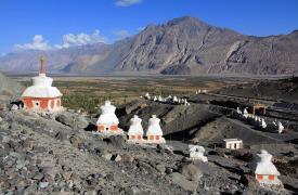 Ladakh - Vom Nubra- ins Industal