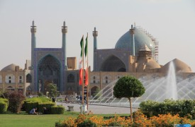 Iran-Imam-Moschee-Isfahan