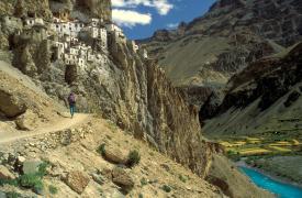Ladakh-Zanskartrek