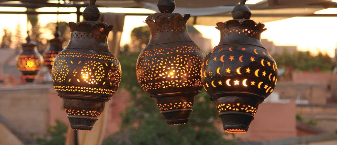 Glanzlichter Marokkos