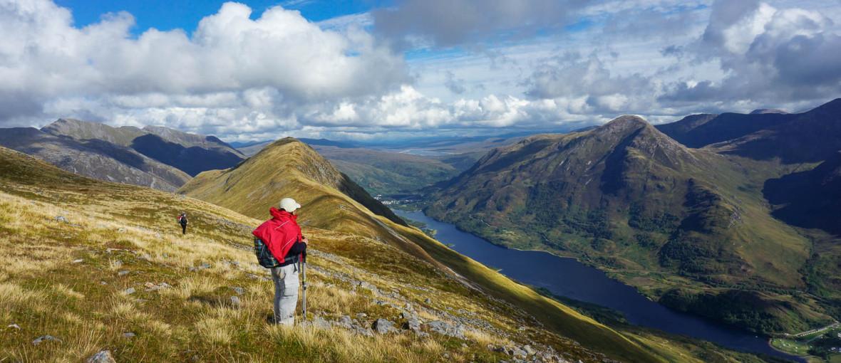 Schottland: Die schottischen Highlands