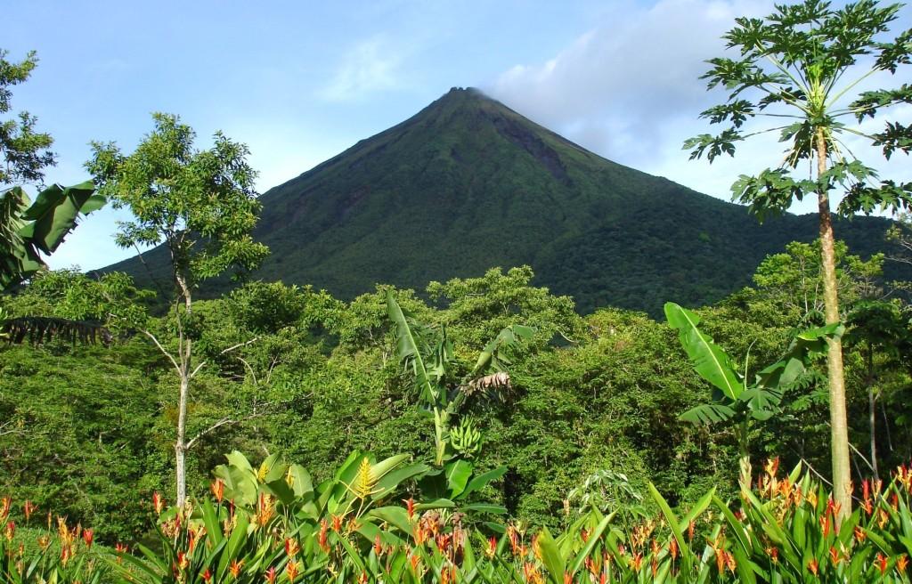 Wanderung Vulkan Arenal Costa Rica