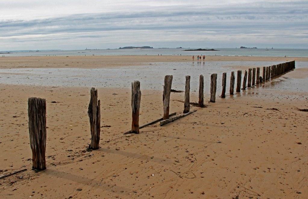 Frankreich Strand Bretagne